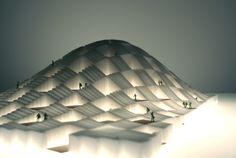 Architectural Model - BIG | Bjarke Ingels Group