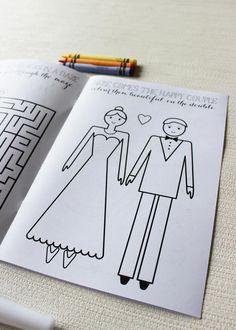 keeping kids happy at wedding