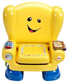 Smart Stages Chair Learn Baby Infant Toy Book Fisher Price Laugh Song Sound Seat