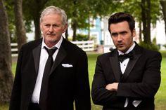 Garrison Steele (Victor Garber), Jake Doyle (Allan Hawco) | Republic of Doyle