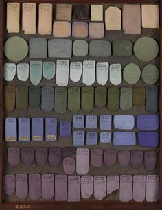 aesthetic movement pallet