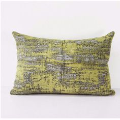 "PRODUCT Decorative Pillow DIMENSIONS 14"" X 20""  PILLOW COVER Yellow/Gray/Multi-Color; 100% Polyester  PILLOW INSERT  Inserts are available from the most commonly used Polyester to Luxury Synthetic Down and Down Feather insert. All inserts are 100% made in the USA with the best quality guaranteed  PACKAGING Pillow Cover is packaged with either transparent plastic packaging bag or tissue paper sheet; Pillow Insert is packed with plastic bag SHIPPING INFORMATION Product ships out within 48…"