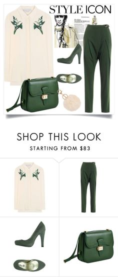 """""""Style Icon"""" by chanlee-luv ❤ liked on Polyvore featuring STELLA McCARTNEY, Emanuel Ungaro, 1to3, Dressage Collection, women's clothing, women's fashion, women, female, woman and misses"""
