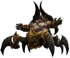 Heroes of the Storm - Azmodan