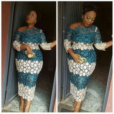 Check Out 2017 Lace Styles for Wedding Occasion - DeZango Fashion Zone