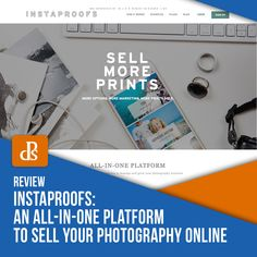 Instaproofs Review: An All-In-One Platform to Sell Your Photography Online Slideshow Music, Fulfillment Services, Selling Photos, What To Sell, Star Show, Digital Photography School, Frame Display, Online Gallery, Photography Business