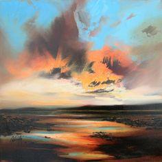 """Evening Light, Tiree"" by Scott Naismith on DeviantArt"