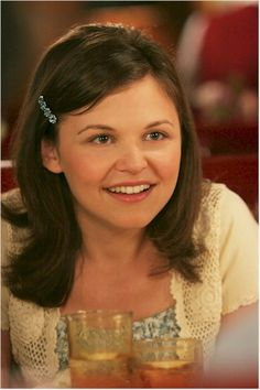 Ginnifer Goodwin as Margene in Big Love (loved her so much, we named our daughter Margene!)