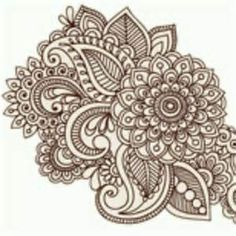 Simple Paisley Tattoo Designs - Bing Images