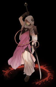 Hot Anime, Touken Ranbu, Sword, Samurai, Manga, Illustration, Fictional Characters, Sleeve, Manga Comics