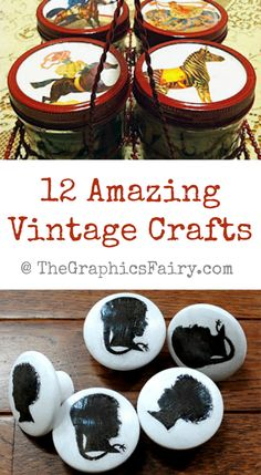 12 Amazing Vintage Crafts-The Graphics Fairy a resource for DIYers and Crafters. All of these wonderful craft projects were created using Vintage Graphics from my site. Some were submitted by readers, some by friends and there's even one that I made! -We are starting out this weeks collection with a gorgeous Victorian Corset Tag that was shared by Paper Crafter 45…it uncludes an amazing video tutorial walking you through all of the steps -