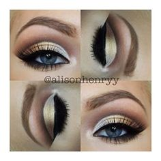Alison Henry  @alisonhenryy ✨NYE MAKEUP✨ Sha...Instagram photo | Websta (Webstagram)