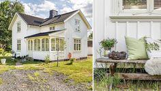 Drömmer du om en härlig villa där precis allting går i vitt? Villa Bianca anno 1914 i sin jugendstil är en riktig liten pärla. Vad sägs om en punschveranda, öppen spis och lummig trädgård. Och alltihop, inklusive gästlägenhet, för bara 1,3 miljoner kronor!