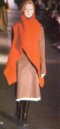 """"""" Dries Van Noten Fall/Winter 1999 """""""