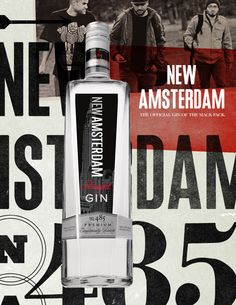 New Amsterdam concepts by Ron Thompson