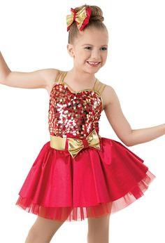 e2feede7b706 Sequin Metallic Satin Party Dress. Girls Dance CostumesDance Recital  CostumesBallet ...