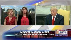 Parents Speak Out After NY School's Fascism Lesson Includes Trump