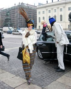 Aura Dione - Berlin Fashion Week 2010