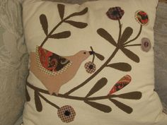 another of my Maggie pillows