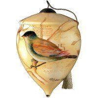 Ne'Qwa Art Sienna Songbird Ornament