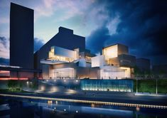 Barack Obama Presidential Library | seDURST; Rendering: Paul Knight | Archinect