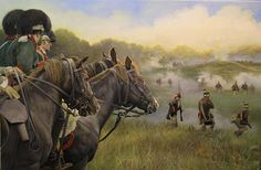 "Fourth Legionary Corps-by Pamela Patrick White by  White Historic Art  ~ 12"" x 18"""