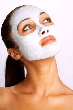 9 Foods That Double As Beauty Products   Her Campus Yogurt honey mask and apple cider vinegar for hair rinse