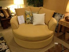 """When I finally buy """"adult"""" furniture for my home, this will replace my papasan chair in my reading nook."""