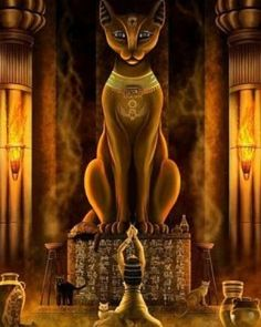 #love is my #offering #cats #devotion #loyalty #honor #trust #companionship #unconditionallove #understanding #sacrifice #giving #recieving #catwoman #catgoddess #baset #sekhmet #queens #black #white #creole #american #goddess