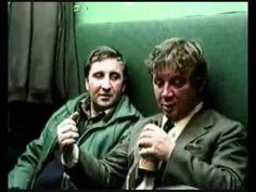 Kowalewski i Kłosowski - mistrzowski dialog w pociągu - YouTube