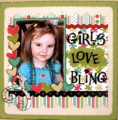 Girls Love Bling