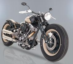 "German ""Motorcycle Authority"" has created some interesting machines, including this Revtech-powered ""Billy Bob."""
