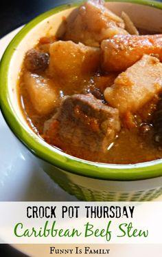 This Crockpot Caribb