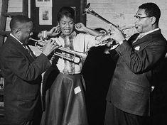 Roy Eldridge, A Love Supreme, Dizzy Gillespie, American Photo, Jazz Musicians, Singer, Plays, Cover, Masters