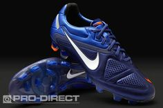 Buy Nike CTR360 Maestri Elite Soccer Cleats Nike CTR360 II Elite Blue White  Orange Andres Iniesta c78e30fbcccc