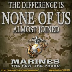Marines, the 1%