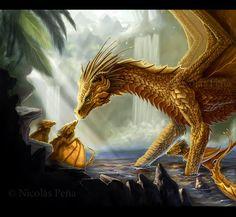 Nicolas Peña: Golden Dragon