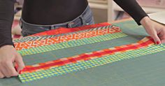 Have You Heard Of The Easy And Beautiful Coin Quilt? Learn To Make It Here!