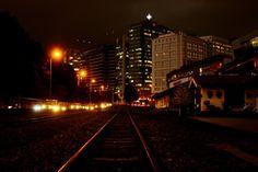Vieja estación de tren