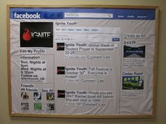 facebook bulletin board - Google Search