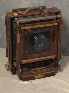Agfa Ansco 8x10 Camera