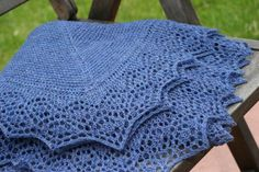 Easy Lace Edging Knitting Pattern : 1000+ images about diverses noch nicht sortiert on Pinterest Shawl, Baby Sh...