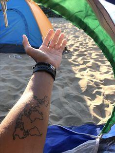 #basecamp #tattoo #world #voyager