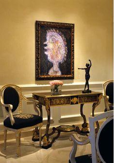 Bradfield & Tobin | Luxury Interior Design | Columbus Estate