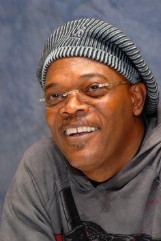 Samuel L. Jackson. Here's a person deserving of all his success