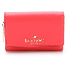 Kate Spade New York Darla Wallet ($78) ❤ liked on Polyvore