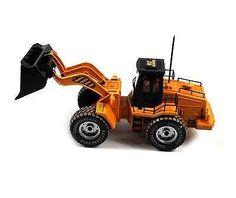 "RC Construction Vehicle Lifelike Bulldozer 6CH ,scale 1:18, 15.3"""