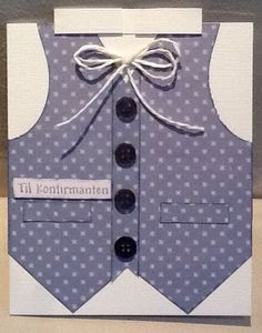 Konfirmant, gutt Card Designs, Collections, Cards, Father's Day, Board, Paper Pieced Patterns, Card Patterns, Maps, Playing Cards