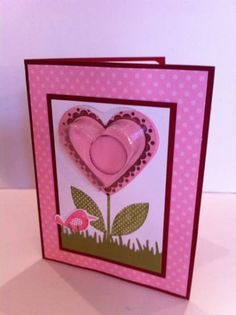 2012 Valentine Granddaughter by LMstamps - Cards and Paper Crafts at Splitcoaststampers