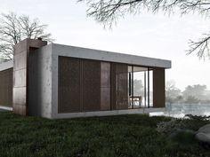 Фото — Lounge House — Architecture